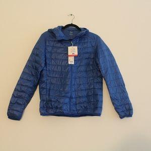 Women's Ultra Light Down Puffer Jacket
